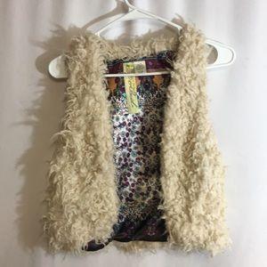 Vintage Faux Fur Vest